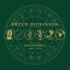 "Bruce Dickinson - Soloworks (NEW 6 x 12"" VINYL BOXSET)"
