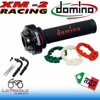 GAS RAPIDO REGOLABILE DOMINO XM2 CON MANOPOLE DUCATI MONSTER