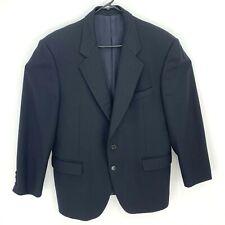 Corneliani Cashmere Blazer Size 54 Single Breast Notched Lapel Coat Made Italy