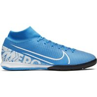 Scarpe da calcio Nike Mercurial Superfly 7 Academy Ic AT7975 414 blu blu