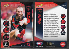 SELECT 2018 HILITES CARD MAX GAWN Rd 23 MELBOURNE SH 23 #110 of 156