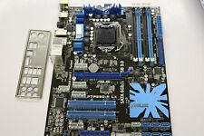 ASUS P7P55D-E LX, LGA1156 Socket, Intel Motherboard with I/O Shield