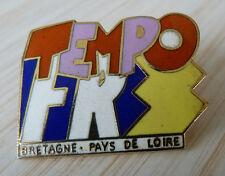 BEAU PIN'S MEDIA TELEVISION FR3 TEMPO BRETAGNE PAYS DE LOIRE EGF