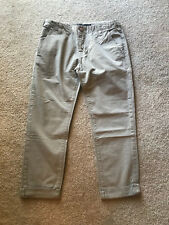NEW FASHION WOMEN J BRAND LOW RISE SLIM FIT CHINO GRAY JEANS SIZE 23