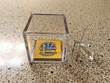 Golden State Warriors NBA Finals Championship Ring Custom Display Case -Must See