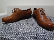 Damen Herbst Schuhe Clarks Hamble Oak - Dark Tan Leather (Brown) Womens Shoes Gr