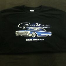 Gambino Kustoms Starliner T-Shirt  3X  Large