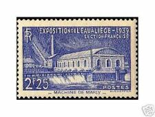 "FRANCE STAMP TIMBRE YVERT N° 430 "" MACHINE DE MARLY BOUGIVAL 2F25 "" NEUF xx LUXE"