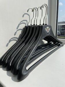 Harley-Davidson Black Heavy Duty Jacket T-Shirt Motorcycle Coat Hangers X 6