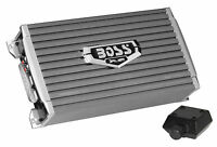 Boss Audio AR1600.4 1600w 4-Channel Car Audio Power Amplifier Amp+Bass Remote