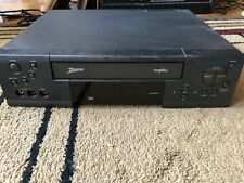 New listing Vhs Player Zenith