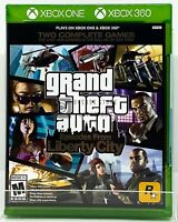 Grand Theft Auto: Episodes From Liberty City - Xbox 360 / Xbox One - New