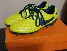 Nike 10R Ronaldinho FG Leather Soccer boots cleats LIMITED EDITION US 8.5 UK 7.5