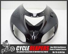 C340 2006 2007 06 07 Kawasaki Ninja ZX10R Upper Fairing Headlight Nose Cowl