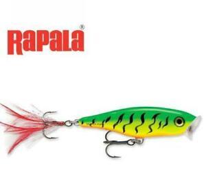 Rapala Bass Fishing Topwater Lure Skitter Pop ** FAST SHIPPING**