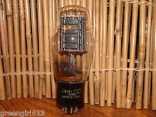 Vintage Philco 6B4 Radio Tube Very Strong Results= 73