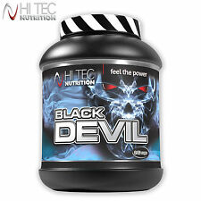 Black Devil 240Caps Pro Testosterone Booster Hormone Support Anabolic Supplement