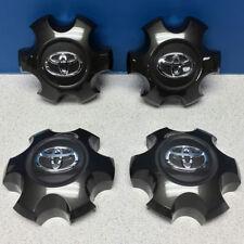 "2016-2019 Toyota Tacoma TRD Sport # 75193 17"" 5 Spoke Wheel Center Caps SET/4"