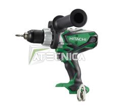 Conductor de perforación percusión a batería Hitachi DV18DSDL 18V solo máquina