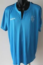 Reebok ICC Cricket World Cup 2015 Blue Polo T-Shirt Net Bowler Size XXL BNWT
