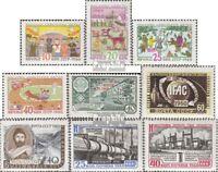 Sowjet-Union 2352-2355,56, 58,59,60-61 (kompl.Ausg.) gestempelt 1960 Sondermarke