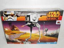 New Hasbro Disney Star Wars Rebels AT-DP Walker Firing Missile Launcher A8816 4+
