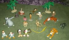 Vintage Disney Store Jungle Book Deluxe Figure Set, very rare, inc 4 vultures