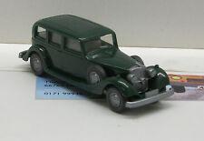 Wiking  825:  Horch 850, 1939,    grün