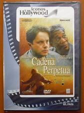 Cadena Perpetua [DVD caja fina] Tim Robbins, Morgan Freeman ¡¡NUEVO A ESTRENAR!!