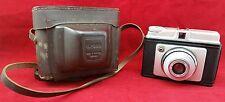 Vintage Ilford Sporti Camera with Case