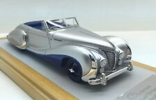 CHROMES 058 - Talbot Lago T26 Record Cabriolet Saoutchik 1948 sn100272 1/43