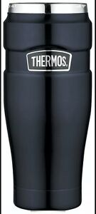 Thermos Stainless King Travel Tumbler Midnight Blue 470ml