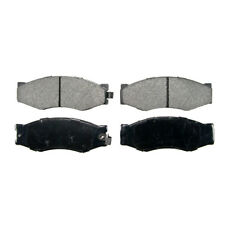 Disc Brake Pad Set-RWD Front Federated MD266A