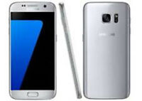 "5.1 ""Samsung GalaxyS7 G930F 4G LTE 32GB 4GB de RAM desbloqueado Smartphone Plata"