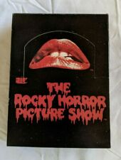 Rocky Horror Picture Show Movie Full Box Trading Cards