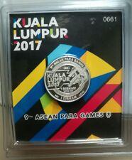 Silver coin Para Asean Games KL 2017