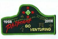 Boy Scout Philmont Training Conferences 2008 Venturing Patch Green Border