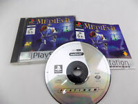 Mint Disc Playstation 1 Ps1 Medievil 1 I First Game Free Postage
