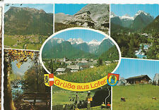ZELL AM SEE; SALZBURG AUSTRIA 1975 USED; P/M ZELL AM SEE LOGO