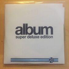 PUBLIC IMAGE LTD Album 2016 UK watermarked promo test 4-CD set - numbered #4