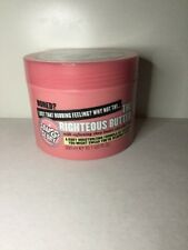 Soap & Glory The Righteous Butter Dry Skin Formula Body Butter  10.1 oz.  NEW