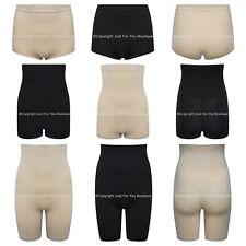 Control Shorts High Waist Cincher Thigh Tummy Control NO VPL Shapewear ANTI ROLL