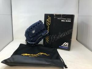 Mizuno Pro Limited Edition Right Handed Navy Baseball Glove GZP Ichiro 51 NEW #6
