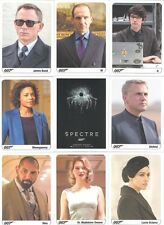 2017 James Bond Archives Final Edition SPECTRE/Skyfall Expansions Set Of 24 Card