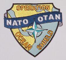 Aufnäher Patch Navy NATO - OTAN Operation Ocean Shied Somalia .........A4693