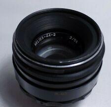 Helios 44-2 F 2/58 mm Russian lens for M42 mount SLR Zenit Praktica camera  1612
