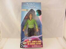 Star Trek - Warp Factor 3 - Capt. James Kirk, Casual  NIB  (317ST1)  65292
