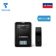 Tiertime UP mini 2 ES 3D Printer, Linux Embedded System, WiFi, UK Stock