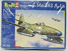 REVELL   MESSERSCHMITT ME 262 A-1A   #4166   SCALE 1:72   1999   (NEW)