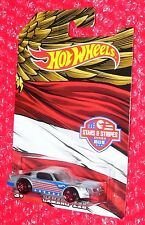 Hot Wheels Stars & Stripes Camaro Z28 Dlv29-D910 Stars And Stripes